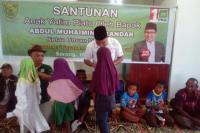 Cak Imin Santuni 100 Yatim Piatu di Papua Barat