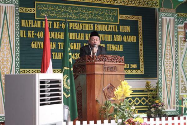 KH Najib Suyuthi: Haqqul Yaqin, Wajib Hukumnya Dukung Cak Imin