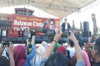 Relawan Cinta NTB Gelar Konser, Cak Imin Duet dengan D`Masiv