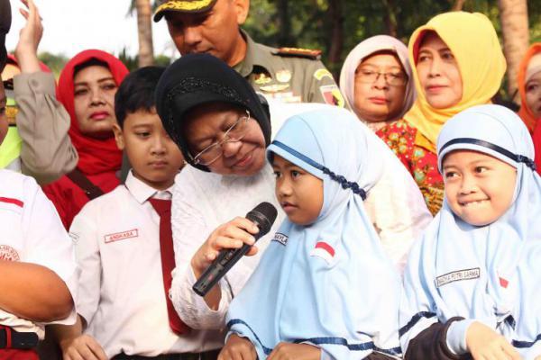 Kota Surabaya Raih Penghargaan Kota Layak Anak 2018