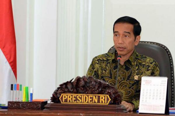 Bahagianya Presiden Atas Kelahiran Cucu Kedua