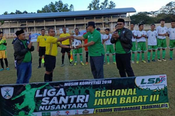 LSN Region Jabar III Resmi Dibuka, 32 Tim Berebut Juara