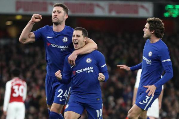 Lolos ke Final Liga Europa, Sarri: Juara Harga Mati untuk Chelsea