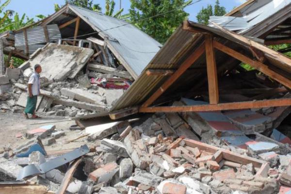 Gempa 7 SR di NTB, BNPB Catat 91 orang Meninggal Dunia
