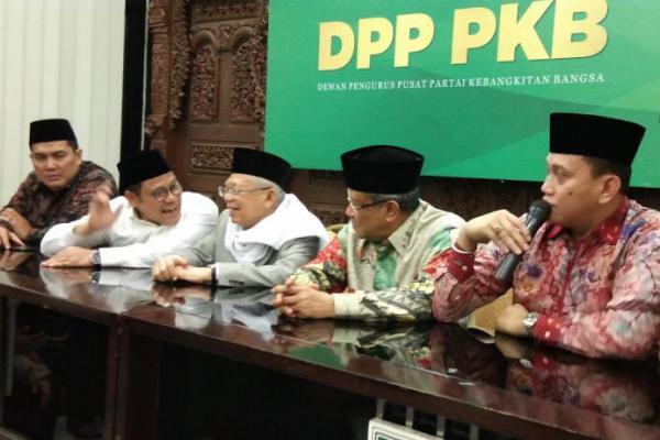 Pilpres 2019, Cak Imin Serukan Menangkan Pasangan Jokowi-Ma`ruf Amin
