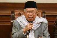 Sri Mulyani Dijagokan Kiai Ma`ruf Pimpin Organisasi Ahli Ekonomi Islam