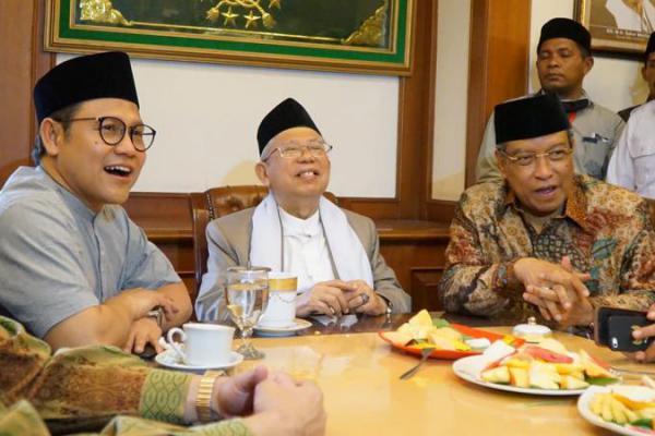 Cak Imin Sematkan 3 Target untuk PKB Surabaya, Termasuk Menangkan Jokowi