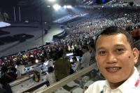 Pembukaan Asian Games Spektakuler, Sekjen PKB Bangga