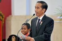 Jokowi Minta PWRI Bantu Kades Buat Laporan Dana Desa