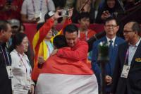 Eko Irawan Raih Medali Emas, Ini Kata Menpora Imam Nahrawi