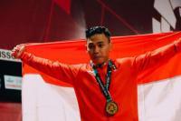 Ketum PB PABBSI: Alhamdulillah Eko Yuli Raih Medali Emas Asian Games