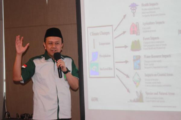LPBI NU Gelar Pelatihan Manajemen Bank Sampah Berbasis Lingkungan