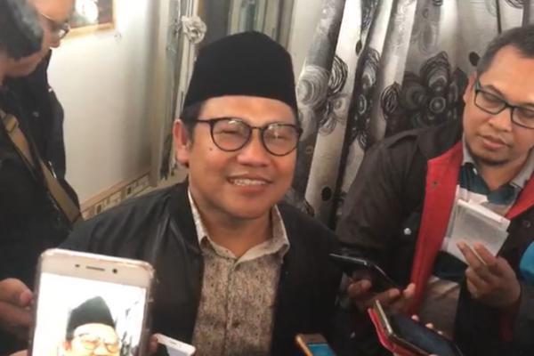 Cak Imin Optimis Jokowi-Ma'ruf Amin Menang Besar di Jatim