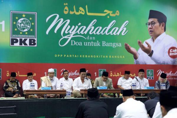 PKB Gelar Mujahadah, Cak Imin: Kita Doakan Ekonomi Indonesia Kembali Baik