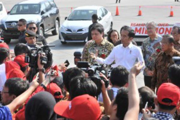 Jokowi: Tak Ada Artinya Jadi Kekuatan Ekonomi Terbesar di Tengah Dunia yang Tenggelam