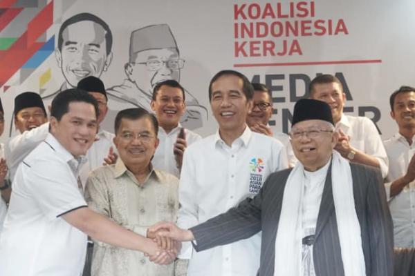 Sebut Erick Thohir `Terpaksa` Pro Jokowi, Golkar: Fadli Zon Takut Kalah