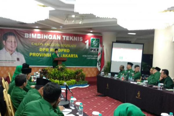 Soal Pemilihan Wagub DKI Jakarta, Fraksi PKB Usul Setelah Pemilu 2019