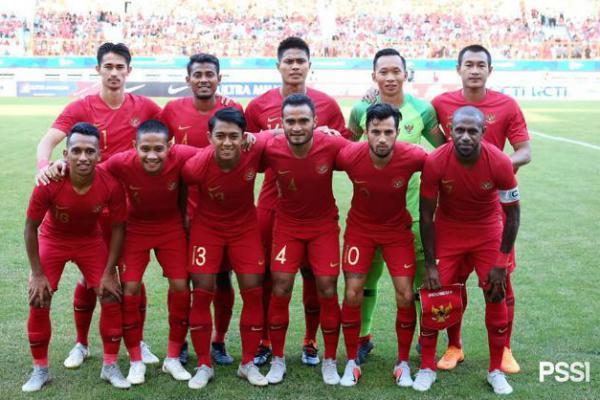 Cetak Gol Jelang Laga Usai, Indonesia Tundukkan Mauritius