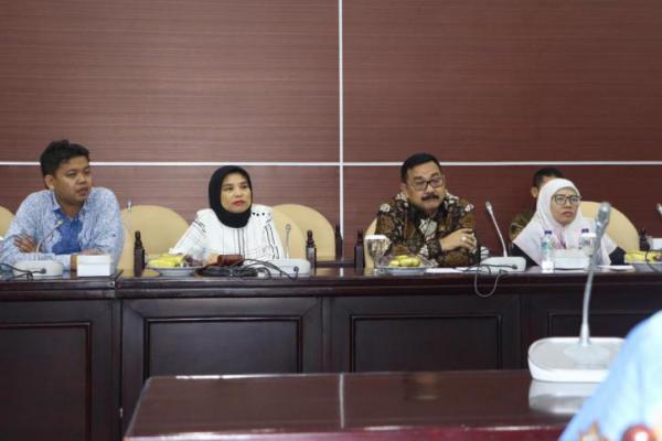 Asosiasi Kepala Desa se Kabupaten Tabalong Audiensi dengan Fraksi PKB MPR RI