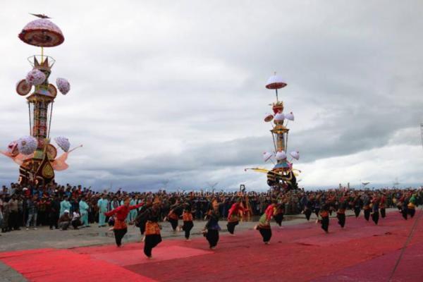 Pesta Tabuik di Pariaman Targetkan Dikunjungi 400 Ribu Wisatawan