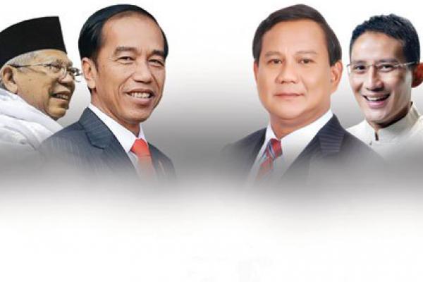 Raup Suara 88,57 Persen, Jokowi-Ma`ruf Menang Telak di NTT