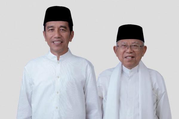 KH Ma`ruf Amin: Jokowi Tengah Seleksi Calon Menteri