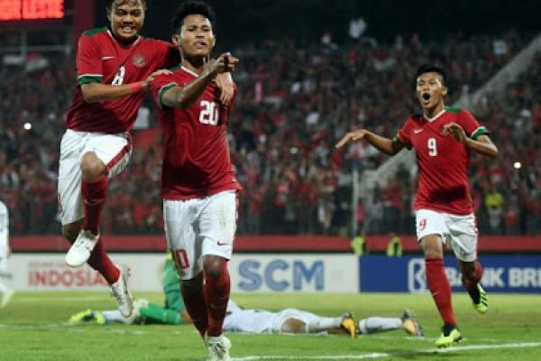 Gol Sutan Zico Bawa Timnas Indonesia U-19 Kalahkan Iran