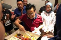 Video: Mesranya Cak Imin dan Istri Saat Rayakan Ulang Tahun ke-52