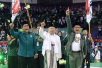 Cak Imin: Jatim Sapu Bersih Nomor 1 Jokowi-Ma`ruf, Nomor 1 PKB