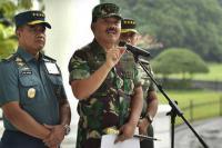 Hadi Tjahjanto Pastikan Netralitas TNI dalam Pilkada Serentak