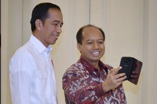 Jokowi: Kepala Humas BNPB, Sosok yang Menginspirasi