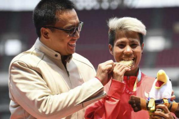 Menpora Harap Ada Medali Tercipta Sebelum Penutupan Asian Para Games