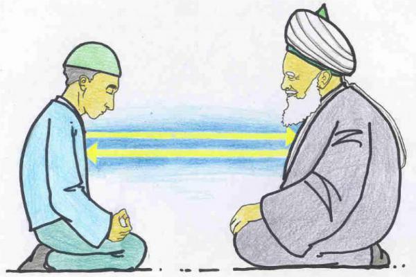 Kisah Wali tidak Fasih Bacaan Fatihahnya