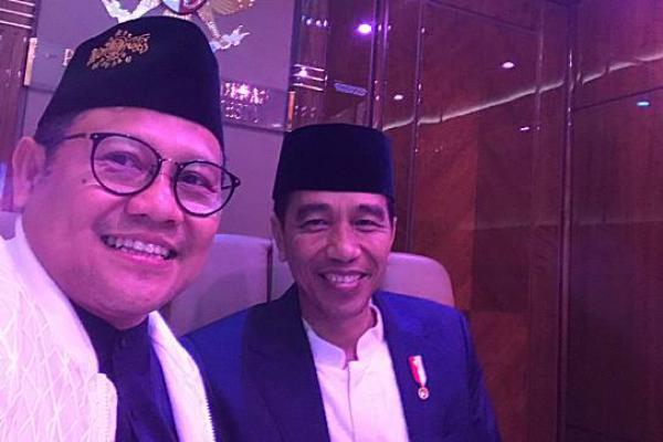 Tips Hidup Sehat-Bugar Ala Jokowi Dan Cak Imin