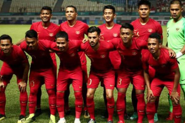Laga Uji Coba, Timnas Indonesia Libas Myanmar 3-0
