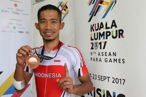 M. Fadli Sumbang Emas ke-25 untuk Indonesia