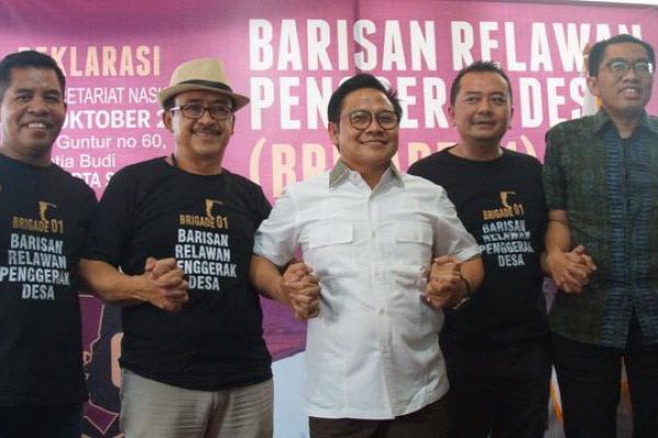 Relawan Brigade 01 Siap Sumbang 7 Juta Suara untuk Jokowi-Ma`ruf Amin