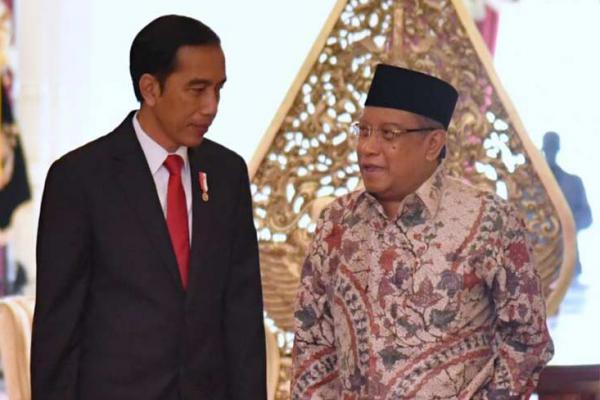 Ketum PBNU Pastikan Kader NU Siap Jadi Menteri Apapun