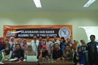 Eratkan Persaudaraan, Alumni IKABI UIN Banten Gelar Silaturahmi dan Raker