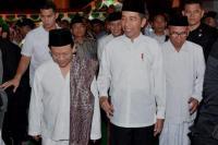 Jokowi Tegaskan Komitmen Peduli Pesantren dan Santri