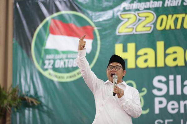 Cak Imin: Santri Maju, Indonesia Maju