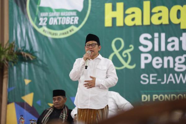 Soal Tabloid Indonesia Barokah, Cak Imin: Jangan Dilanjutkan!