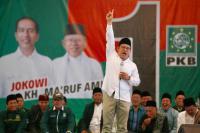 PKB Tertinggi di Jawa Timur, Gusur PDI-P