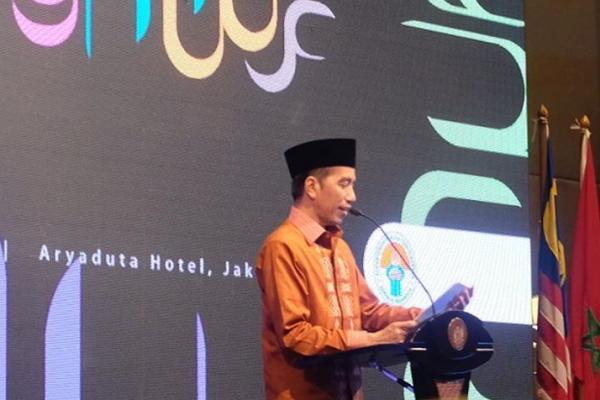 Di Forum IYMWF, Jokowi Akui Peran Perempuan Bangun Negeri
