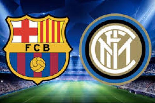 Barcelona Tundukkan Inter Milan 2-0