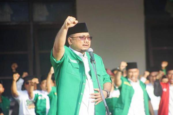 Gus Yaqut Kritik Kartu Prakerja: Rakyat Butuh Makan, Bukan Pelatihan