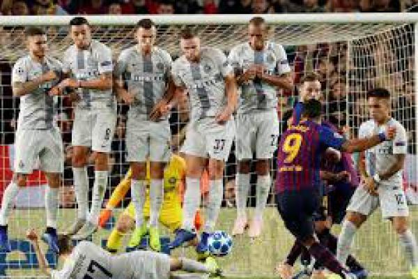 Barcelona Waspadai Permainan Agresif Inter Milan