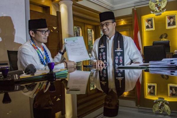Anies Baswedan Tak Mau Mediasi PKS-Gerindra Soal Rebutan Wakil Gubernur