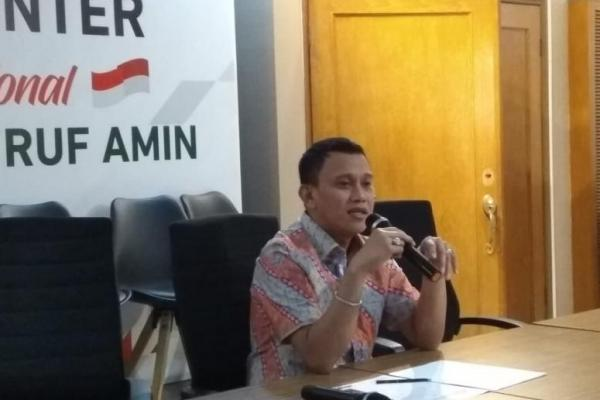 TKN Jokowi Sesalkan Kemarahan Prabowo pada Pers Soal Reuni 212