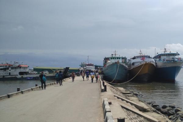 Pemkab Sumenep Kesulitan Renovasi Dermaga I Pelabuhan Kaliaget